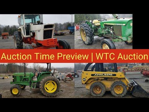 Auction Time Preview | WTC Auction