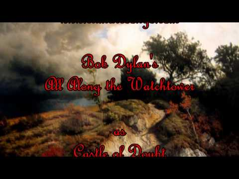 All Along the Watchtower - Karaoke - with climate change lyrics