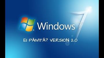 Windows Ei Päivitä