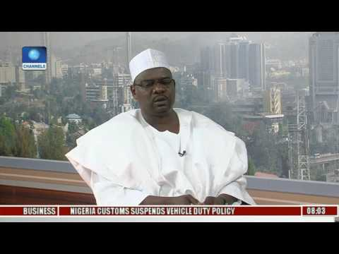 Senate Is Not The Right Place For Magu's Trial - Ali Ndume Pt 2