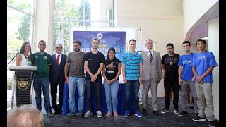 La UTP inauguró la V Feria de Becas y Oportunidades Internacionales