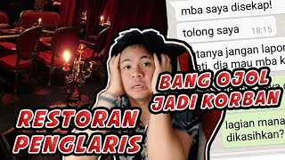 Gambar cover OJOL SALAH PESANAN!! BERAKHIR F4TAL - CHAT HISTORY HORROR