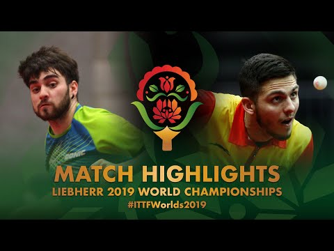 Juan Lamadrid vs Petar Kostovski | 2019 World Championships Highlights (Group)