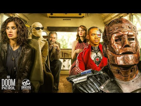Doom Patrol | Extended Trailer | DC Universe | The Ultimate Membership Mp3