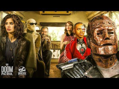 Doom Patrol | Extended Trailer | DC Universe | The Ultimate Membership