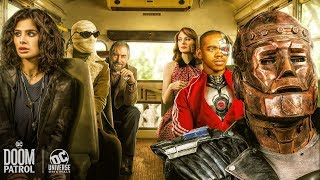 Download Doom Patrol | Extended Trailer | DC Universe | The Ultimate Membership Mp3 and Videos
