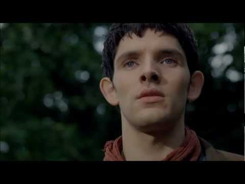 Merlin Season 5 - Episode 13 - Final scene - Excalibur