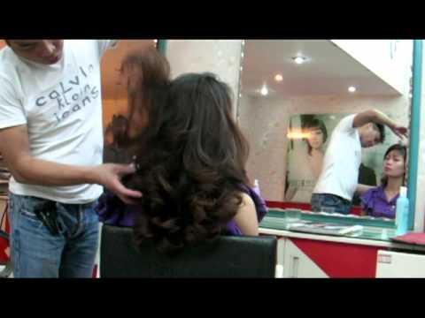 Tuan Duong Hair Salon round layers