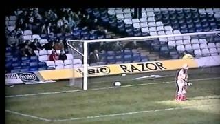 Luton Town 5-0 Barnsley Lge Oakes 2 Hartson James Houghton 2nd Oct 1993