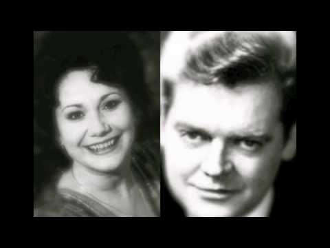 """Hermann Prey and Cheryl Studer sing Cole Porter """"Wunderbar"""" ~auf Deutsch~"""