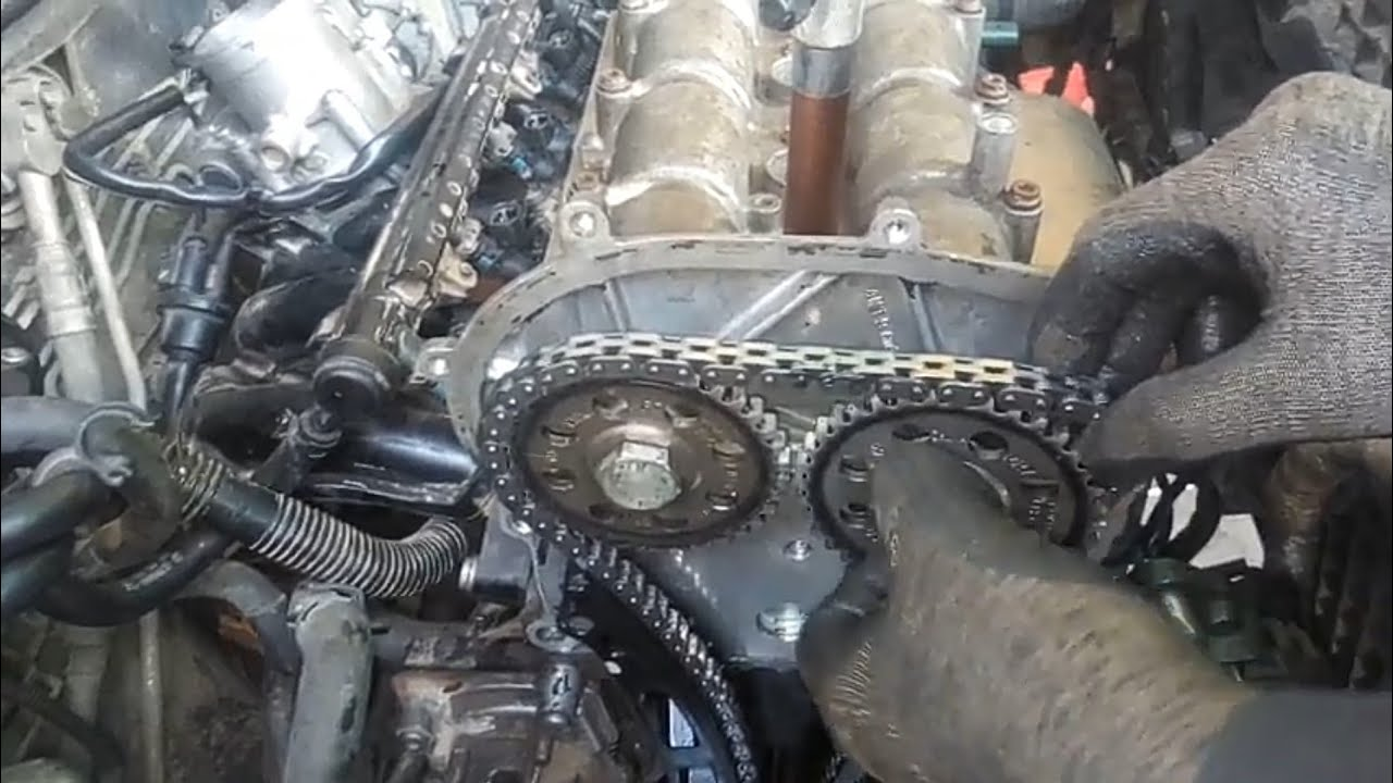 VWolkswagen Vento /Polo/Rapid Petrol 1 6 Timing Chain Timing