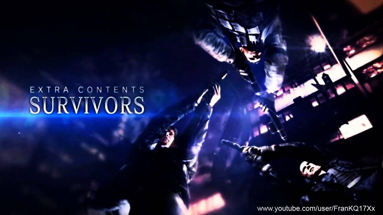 Resident Evil 6 Ost Survivors Theme Extended Hq Download