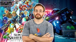 Smash Bros Ultimate Development Details And Crackdown 3 Loses A Studio | News Wave