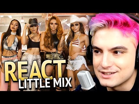 Thumbnail: REAGINDO A LITTLE MIX