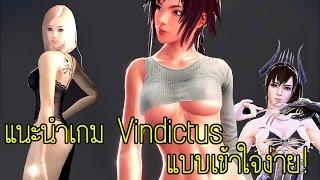 แนะนำเกม Vindictus สำหรับมือใหม่!! สายนมต้องมา!!