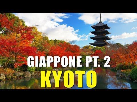 Giappone PT. 2 - KYOTO | I Misteri del Sol Levante