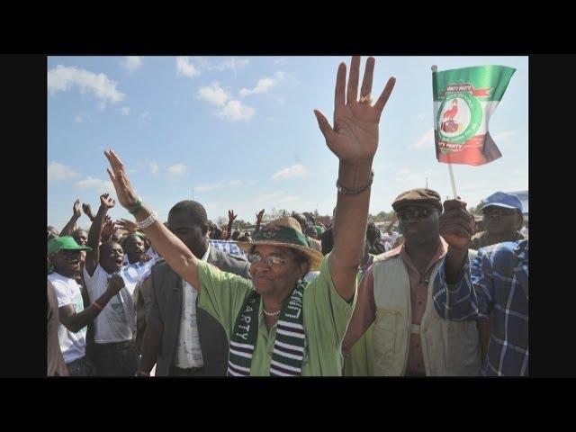 Faces of Africa - Ellen Johnson SirLeaf: Mother of Liberia