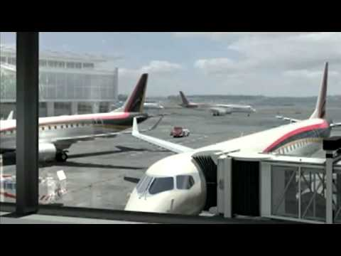 Flying into the Future - Mitsubishi MRJ Regional Jet by Mitsubishi Aircraft