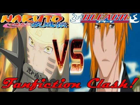 (Fanfiction Clash!) Rikudo Naruto VS...