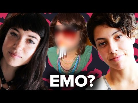 Can You Tell Who Used To Be Emo?