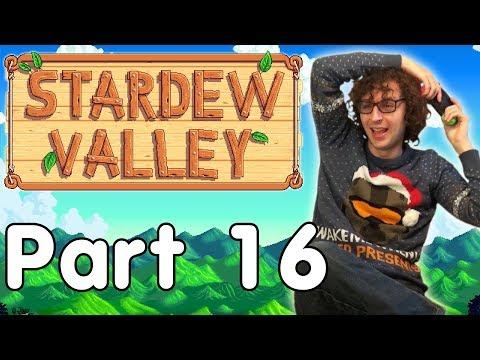 Stardew Valley - Deeper In The Mine - Part 16