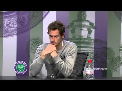 Andy Murray Semi-Final Press Conference
