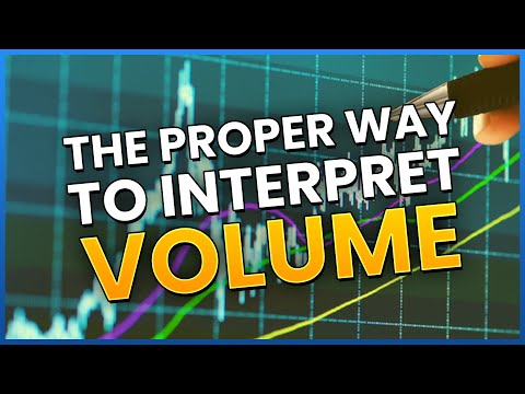 How to Properly Interpret Volume