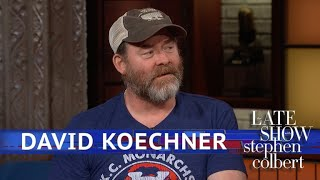 David Koechner Catches Up With Stephen After All These Years