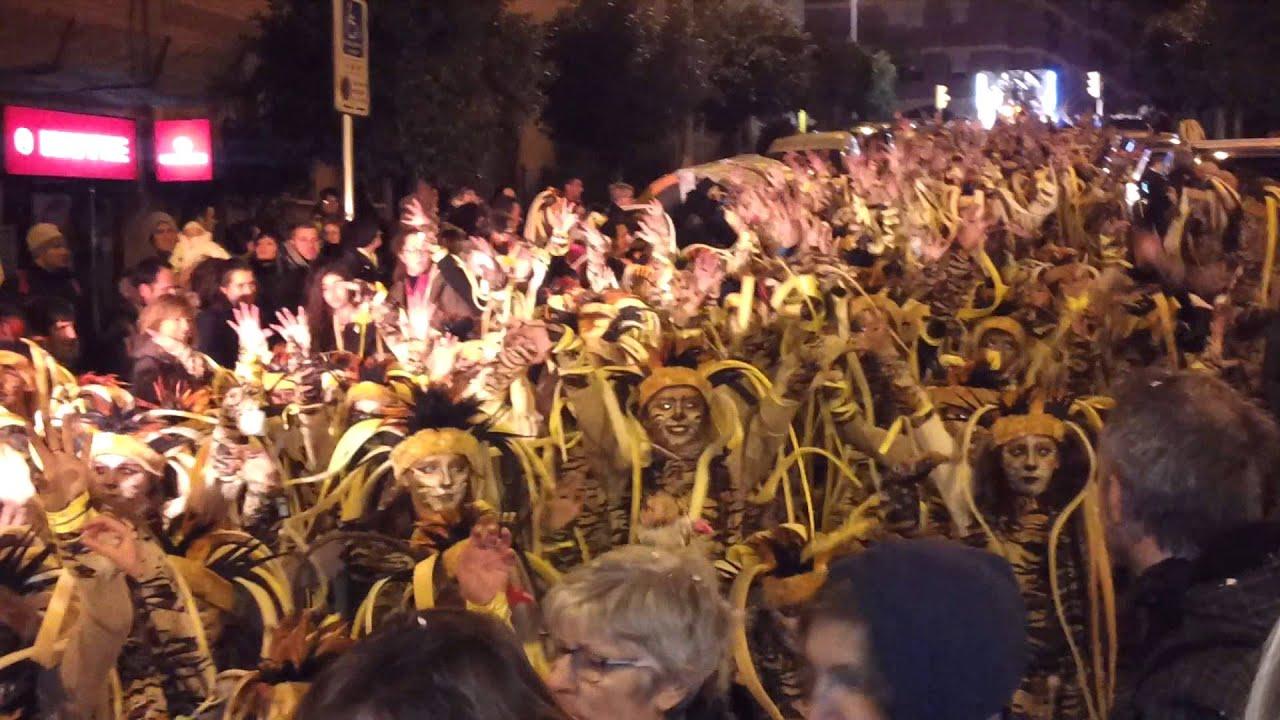 Carnaval sant feliu llobregat 2013 youtube - Temperatura sant feliu de llobregat ...