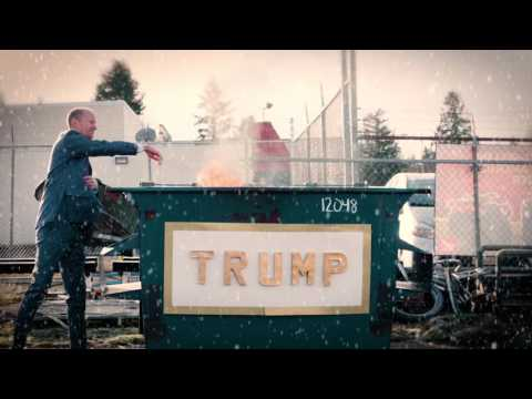 Holiday Trumpster Fire