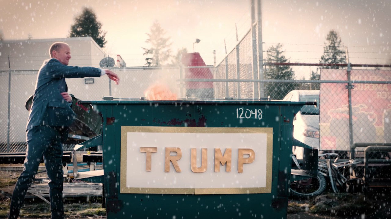 Holiday Trumpster Fire - YouTube