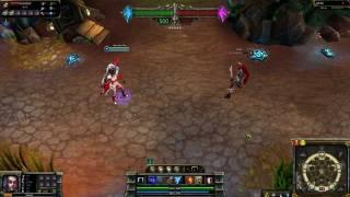 Heartseeker Vayne League of Legends Skin Spotlight