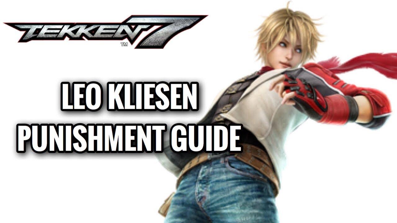 Tekken 7 anti leo kliesen punishment guide youtube.