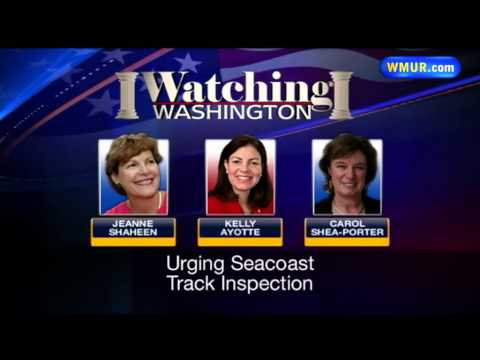 Watching Washington: Congressional delegation on recess