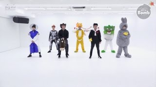 Video [BANGTAN BOMB] '21세기 소녀 (21st Century Girl)' Dance Practice (Halloween ver.) - BTS (방탄소년단) download MP3, 3GP, MP4, WEBM, AVI, FLV Juni 2018