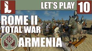 KONIEC | Zagrajmy w Rome 2 Total War | Armenia | 10