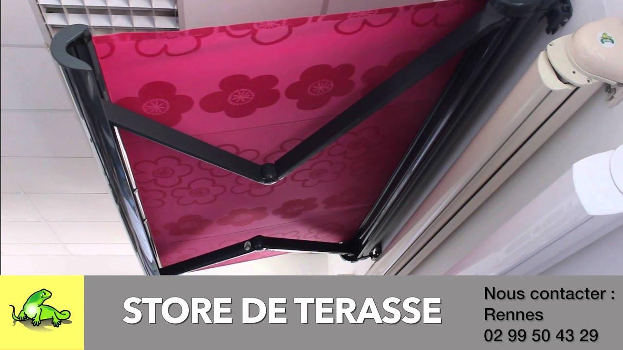 Les Stores De Terrasse Avec Monsieur Store Rennes
