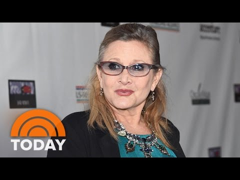 Carrie Fisher Never 'Let Hollywood Change Who She Was Inside,' Editor Says | TODAY