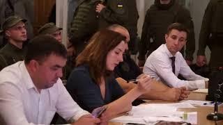Саакашвили предложил взять на поруки ветерана АТО, которого пытаются засудить за Краковец