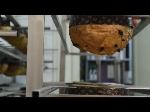 Panettone recipe by Italian pastry masterchef Alfonso Pepe - part 2