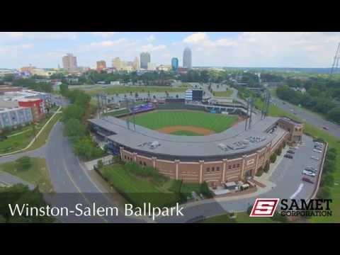 Winston-Salem Ballpark 6/29/16