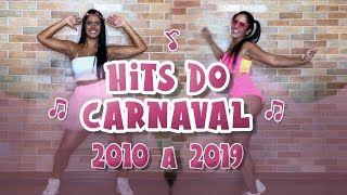 HITS DO CARNAVAL DE CADA ANO!
