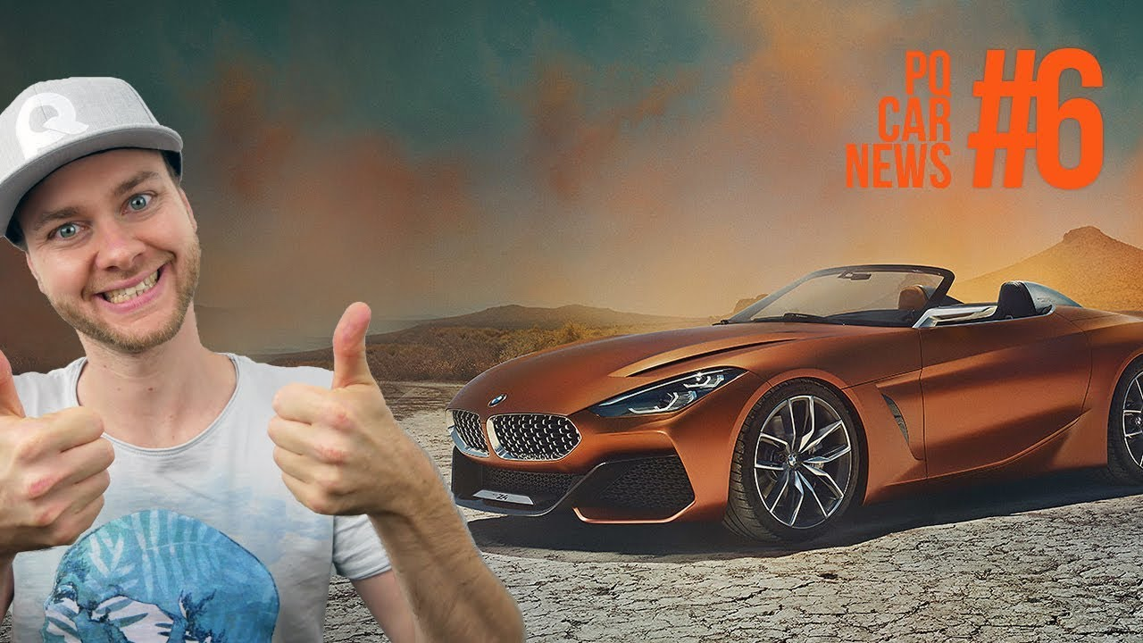 Pqcarnews 6 Bmw Z4 Amp M5 Aston Martin Zagato Speedster Lamborghini Performante Spyder Youtube