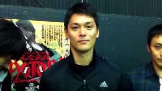 劇団扉座「おんな武将NAOTORA」CM動画です。 第三弾は、扉座イケメン3...