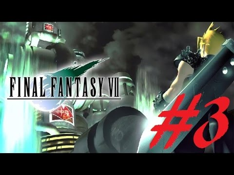 A FLOWER BLOOMING IN THE SLUMS | Final Fantasy VII - Part 3
