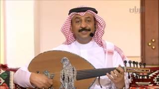 عبادي وطلال من بعد مزح ولعب