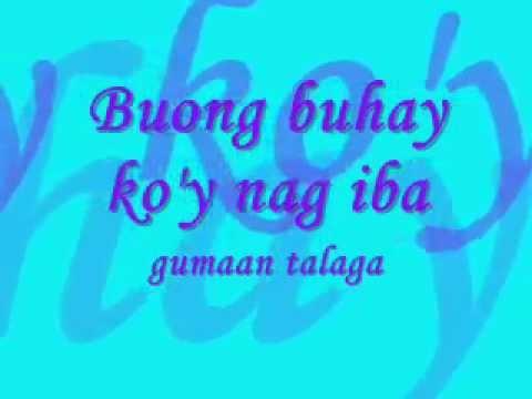 Wala Man Sa'yo Ang Lahat - Myrus Ramirez (with Lyrics)