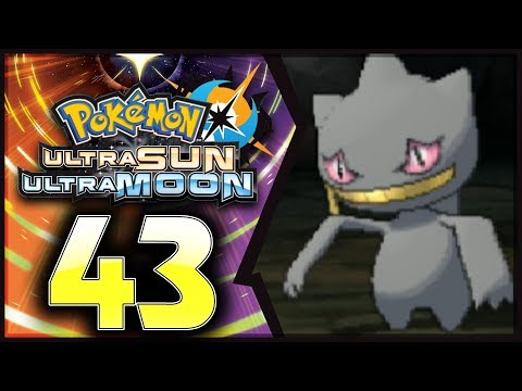 Pokemon Ultra Sun and Moon: Part 43 - Vast Poni Canyon! [100% Walkthrough]
