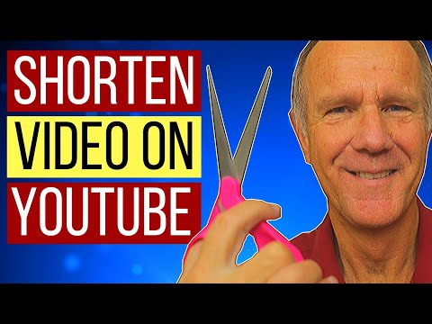 How To SHORTEN A VIDEO On YOUTUBE (without Losing Views & Comments)