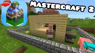 Playing MASTERCRAFT 2  - Master Craft New Crafting 2020 (is it GOOD ??) screenshot 2